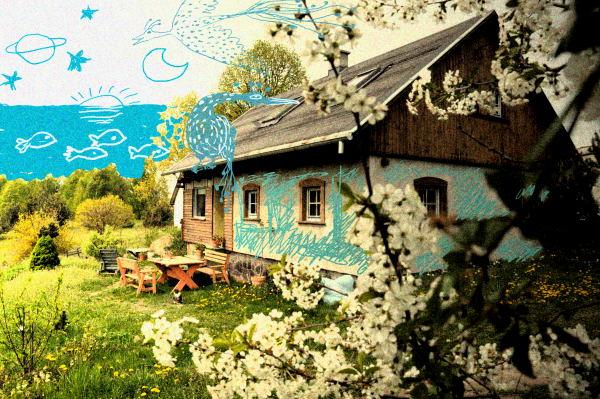 modra chata szkic_623